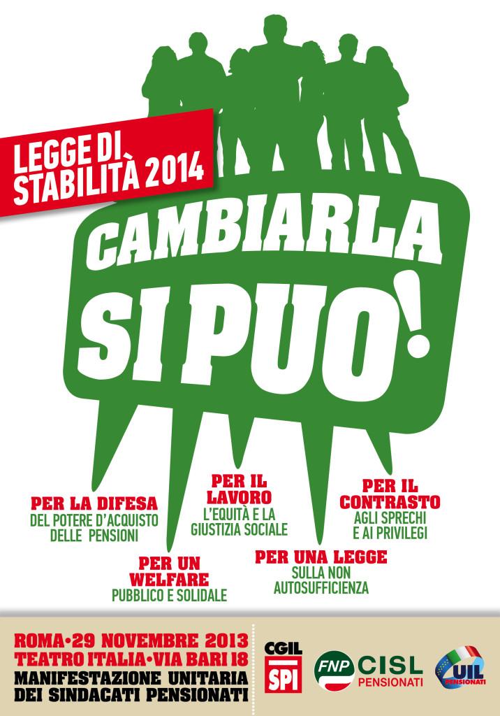 manifestaz.29nov. Roma