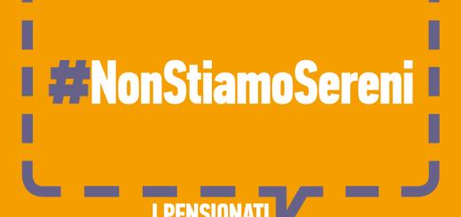 #NonStiamoSereni