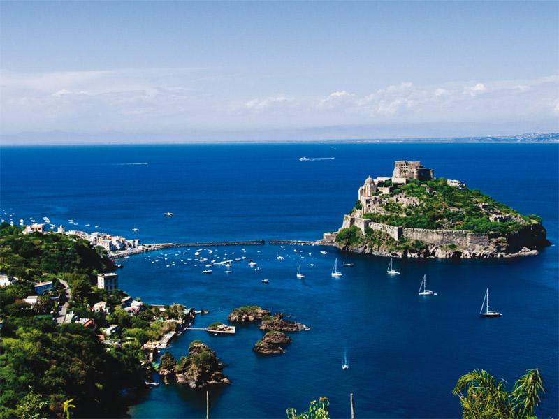Soggiorni ad Ischia | Pensionati CISL Vicenza