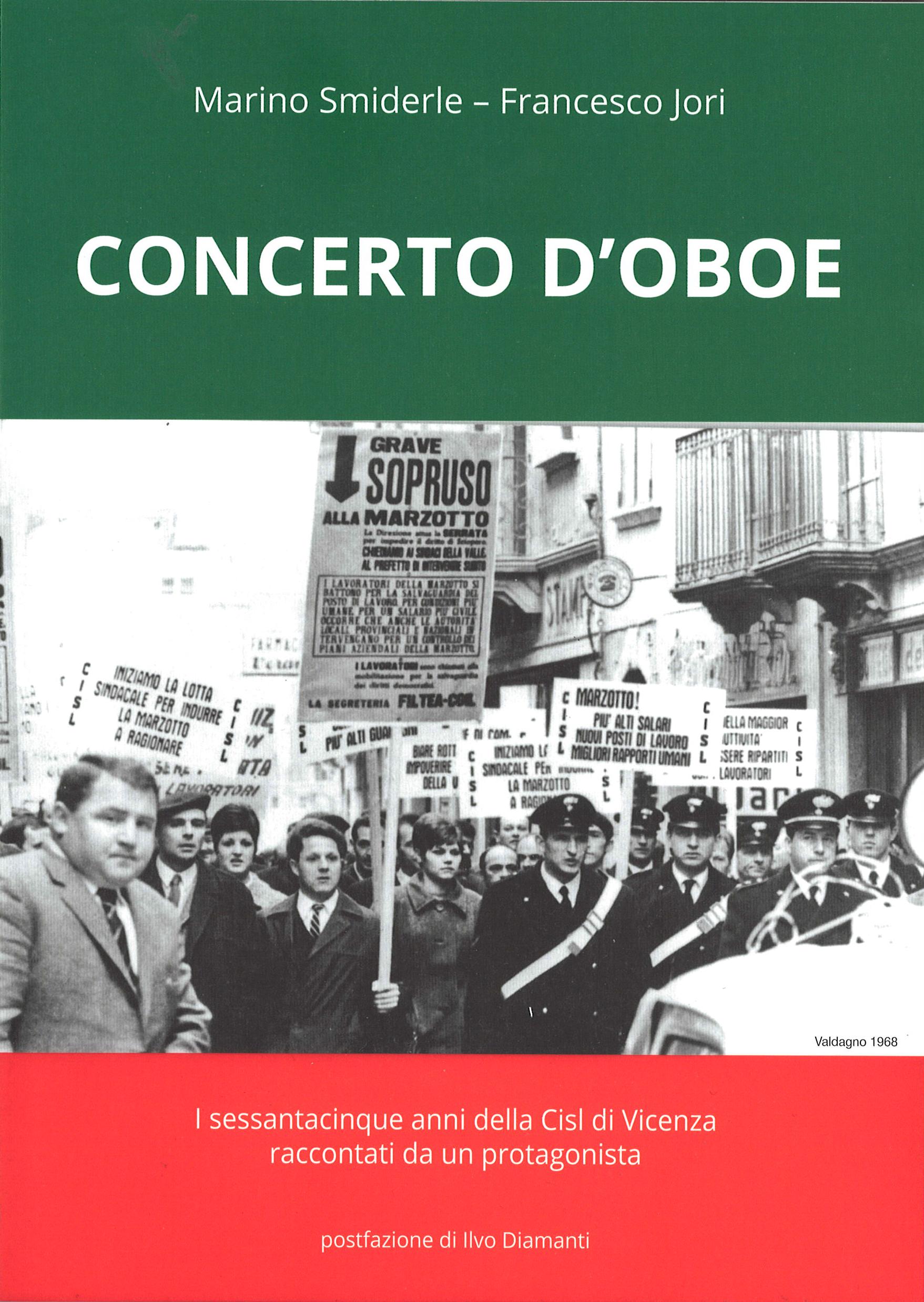 copertina oboe