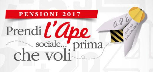 APE sociale 2017-2