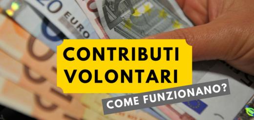 contributi volontari