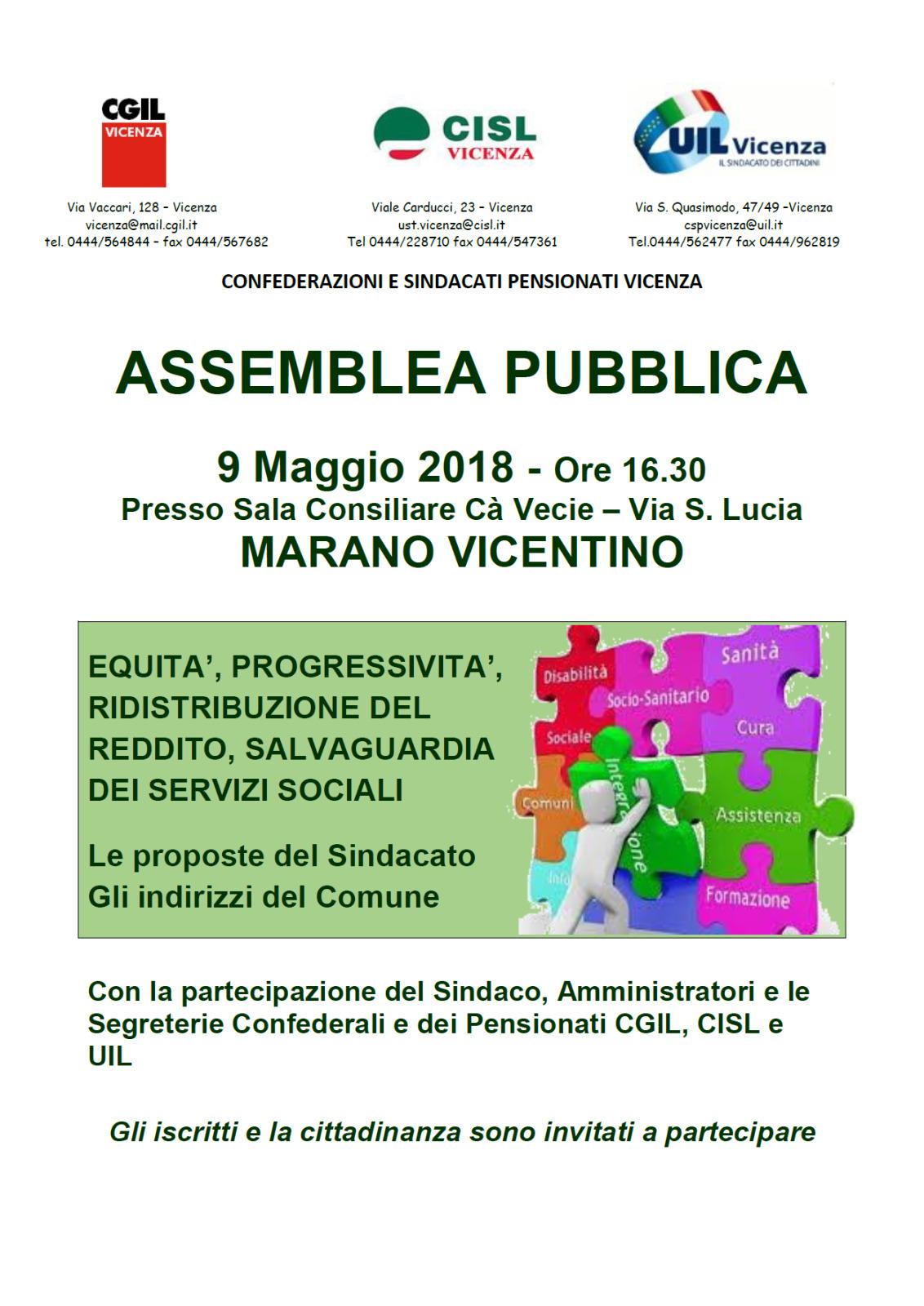 assemblea marano 9.05.2018