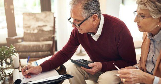 da stipendio a pensione